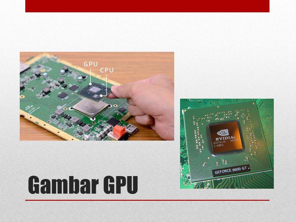 Gambar GPU
