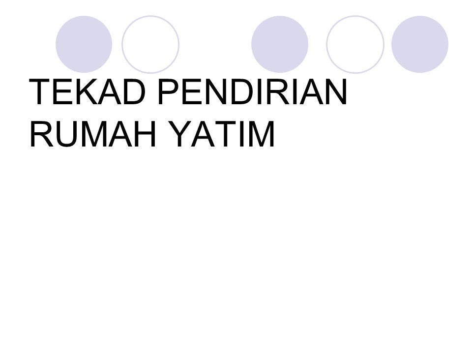 Muhammadiyah Panarukan dengan berlandasan pada firman Allah SWT surat Al-Maa'uun : Taukah kamu siapa yang mendustakan agama.