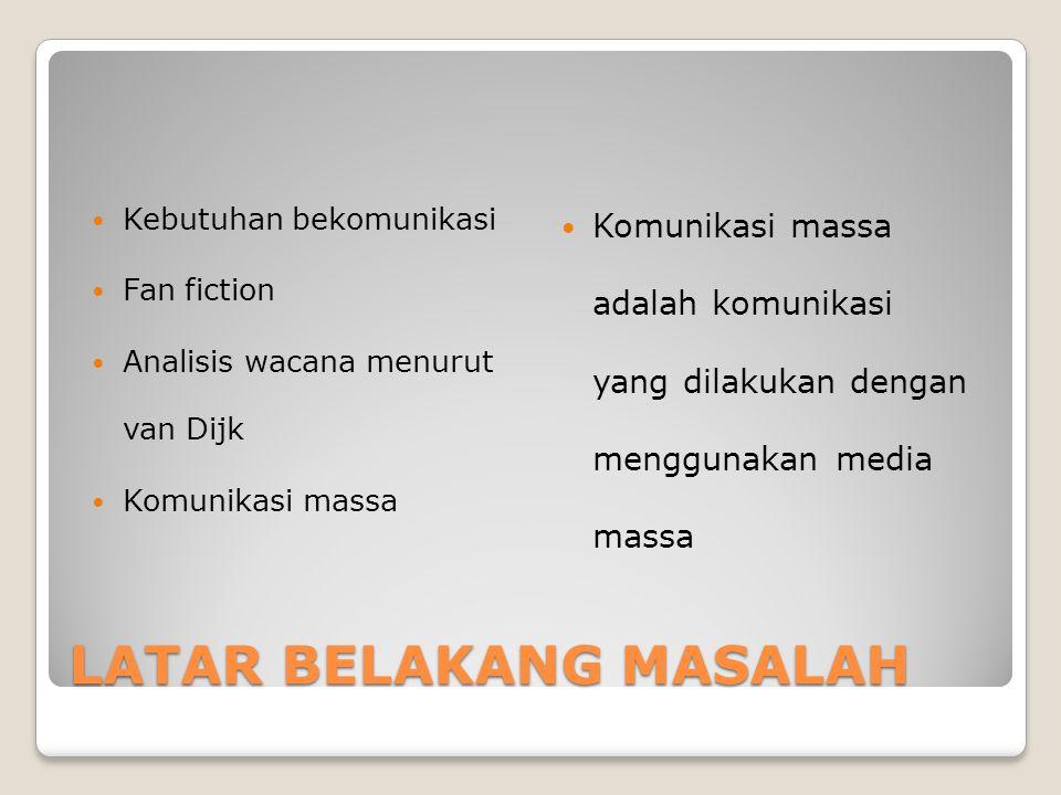 Waktu dan Lokasi Penelitian Bandung, Maret 2012 sampai bulan Juli 2012