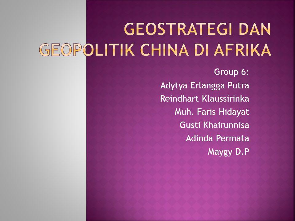 Group 6: Adytya Erlangga Putra Reindhart Klaussirinka Muh. Faris Hidayat Gusti Khairunnisa Adinda Permata Maygy D.P