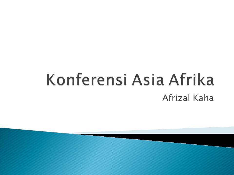 Afrizal Kaha