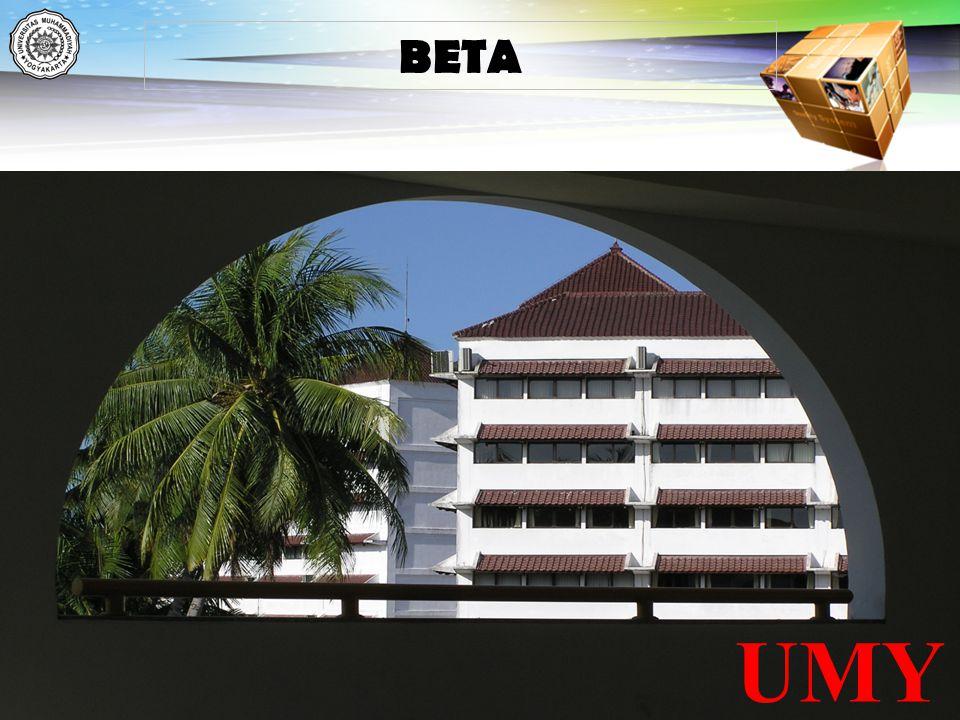 www.umy.ac.id BETA UMY