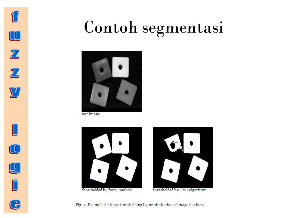 Contoh segmentasi