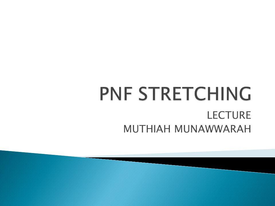 LECTURE MUTHIAH MUNAWWARAH