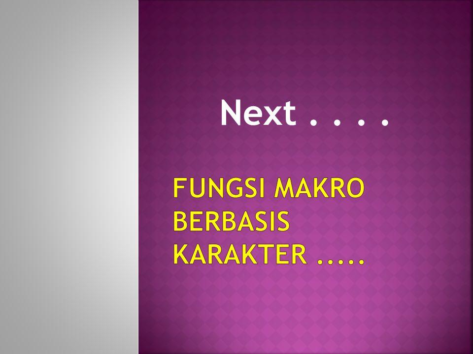 Next....