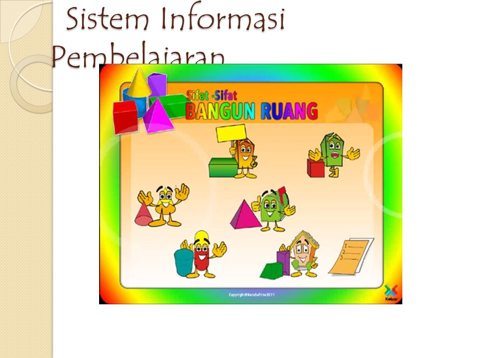 Sistem Informasi Pembelajaran Sistem Informasi Pembelajaran