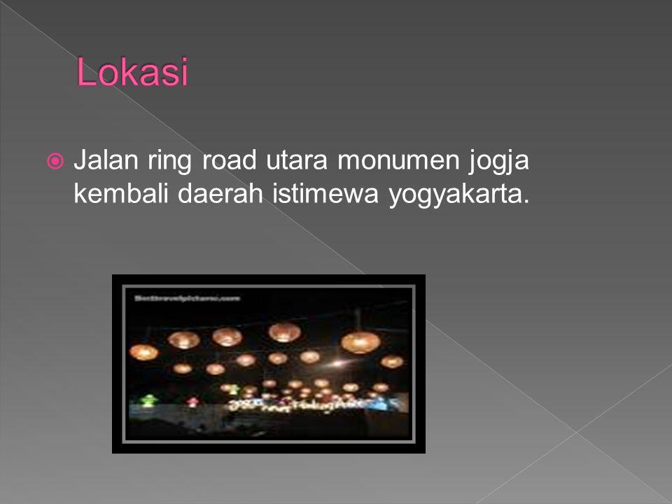  Jalan ring road utara monumen jogja kembali daerah istimewa yogyakarta.
