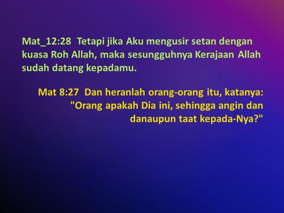 Joh 11:25 Jawab Yesus: Akulah kebangkitan dan hidup; barangsiapa percaya kepada-Ku, ia akan hidup walaupun ia sudah mati, Joh 3:16 Karena begitu besar kasih Allah akan dunia ini, sehingga Ia telah mengaruniakan Anak-Nya yang tunggal, supaya setiap orang yang percaya kepada-Nya tidak binasa, melainkan beroleh hidup yang kekal.