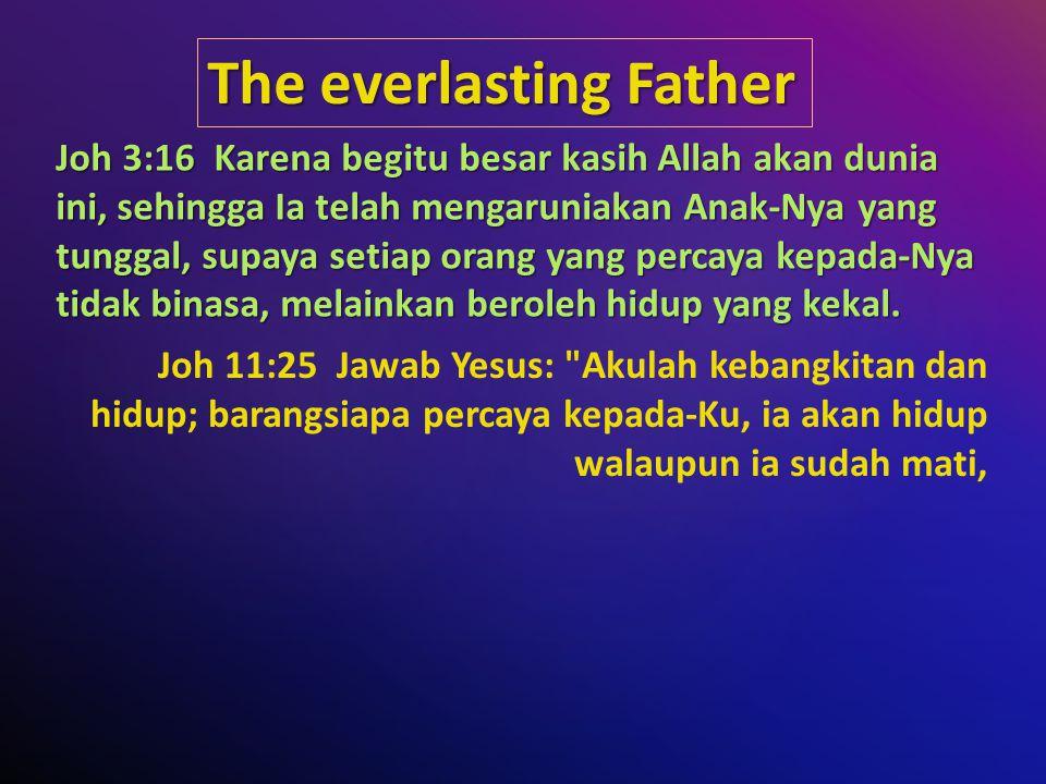 Isa_7:14 Sebab itu Tuhan sendirilah yang akan memberikan kepadamu suatu pertanda: Sesungguhnya, seorang perempuan muda mengandung dan akan melahirkan seorang anak laki- laki, dan ia akan menamakan Dia Imanuel.