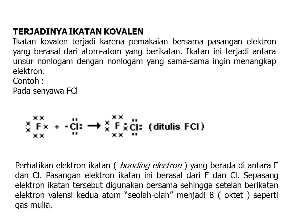 SOAL ULANGAN IKATAN KIMIA 1.Tentukan pembentukan ikatan ion dari: a. 20 Ca dengan 9 F b. 19 K dengan 16 S c. 11 Na dengan 8 O d. 12 Mg dengan 17 Cl 2.