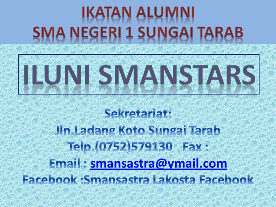 Logo ILUNI SMANSTAR