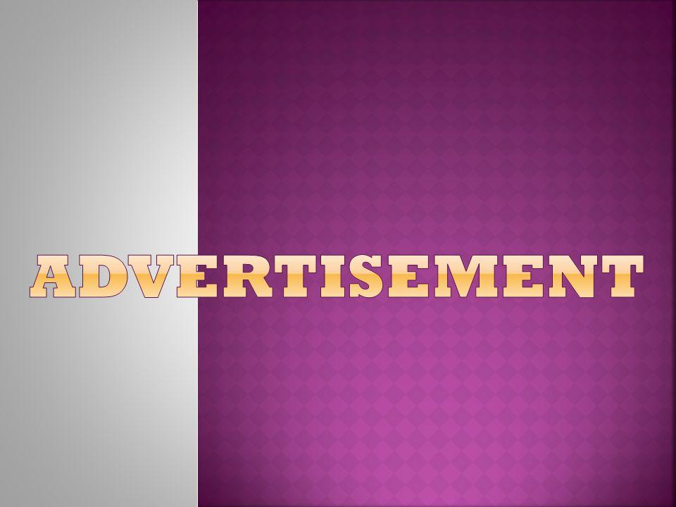 Iklan adalah fenomena kontemporer abad 20  Dimulai pada kelompok – kelompok kecil, mencoba mempengaruhi orang lain untuk membeli barang komoditas sehari-hari.