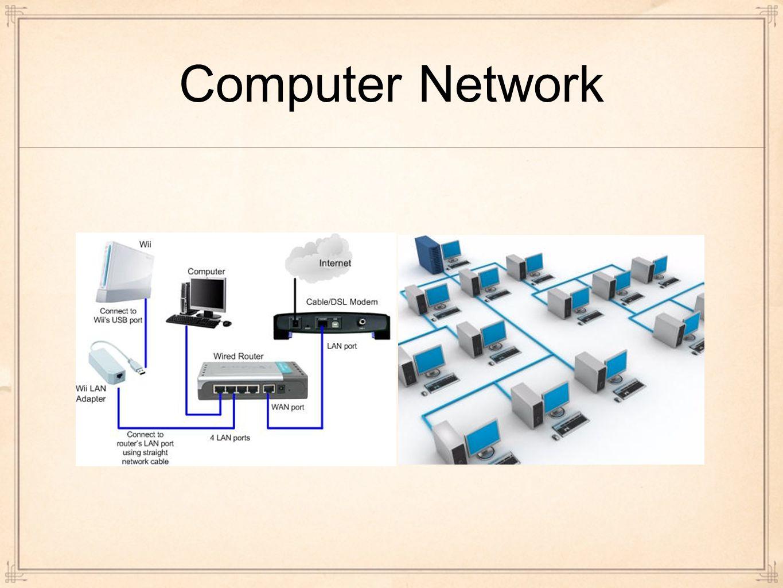 What for ? Untuk keperluan apa, komputer harus terhubung ? Apa manfaat jaringan komputer ?