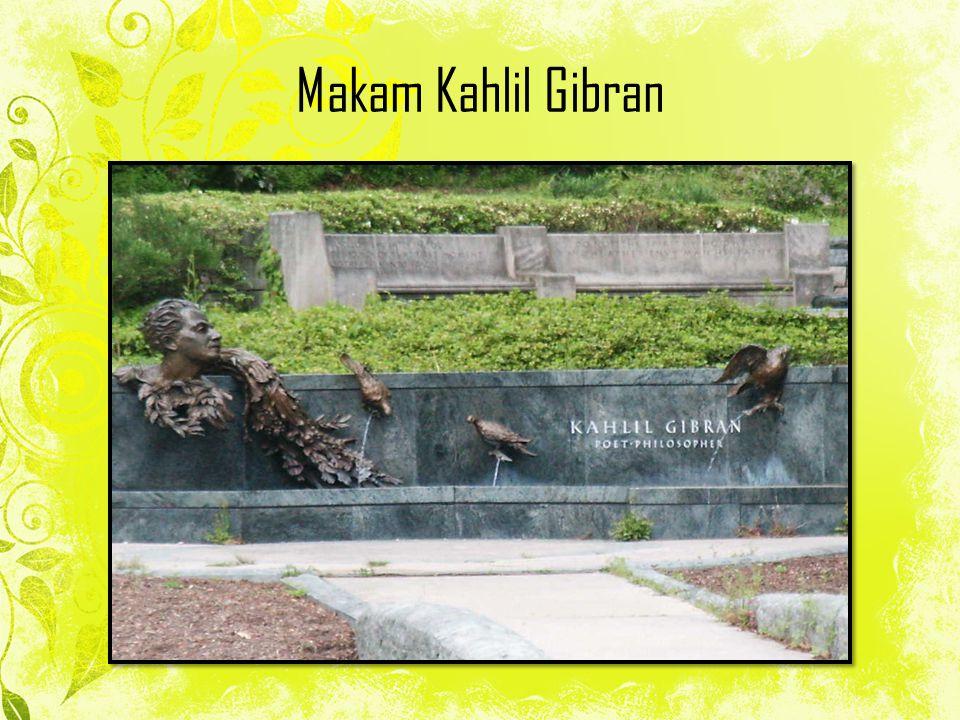Makam Kahlil Gibran