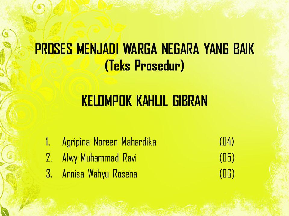 REFLEKSI Proses pembelajaran Bahasa Indonesia sangat menyenangkan.