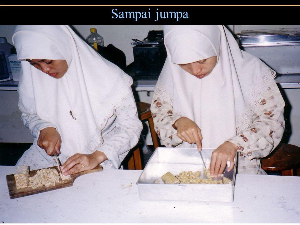 Copyright © 2004 Pearson Education, Inc., publishing as Benjamin Cummings Sampai jumpa