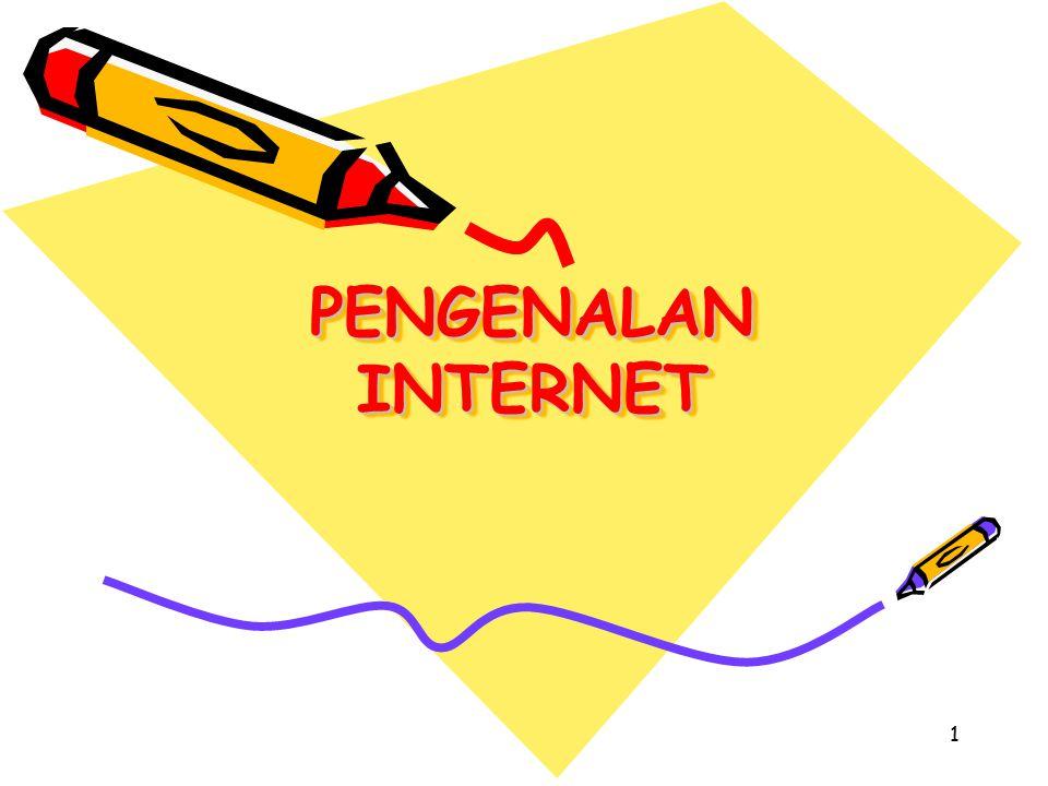 1 PENGENALAN INTERNET