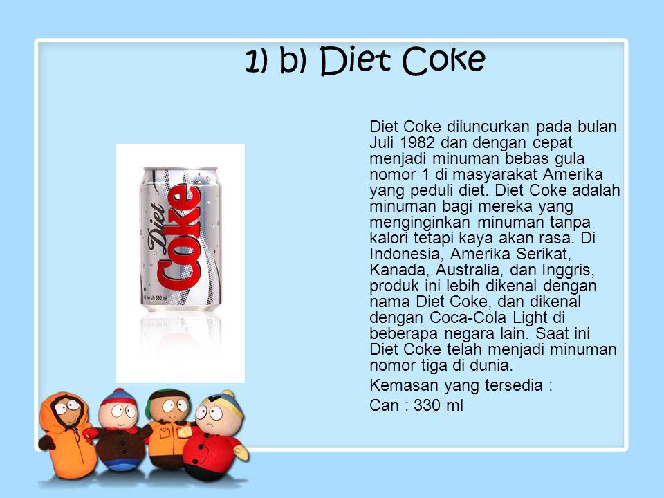 Penjualan & Pemasaran Selain bertindak sebagai produsen dan distributor, The Coca-Cola Company juga memasarkan dan menjual produk Coca-Cola melalui lebih dari 120 pusat penjualan yang tersebar di seluruh Indonesia.