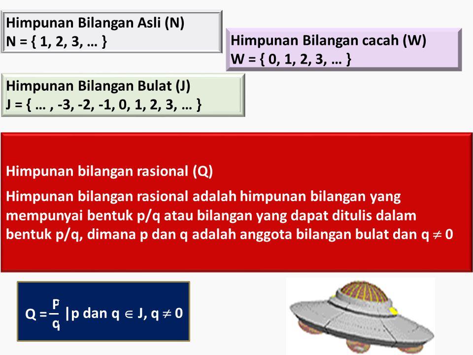 (ix) |a – b|  |a|+|b| Bukti |a – b|=|a +(–b)|  |a|+|b| (terbukti) (x) |a|– |b|  |a – b| Bukti |a|=|(a – b)+b|  |a – b|+|b| Jika setiap suku dikurang dengan |b|, maka |a| – |b|  |a – b| (terbukti) Contoh 1.9 Selsaikan pertidaksamaan |x – 5|  4, gambarkan garis bilangan dan selangnya.