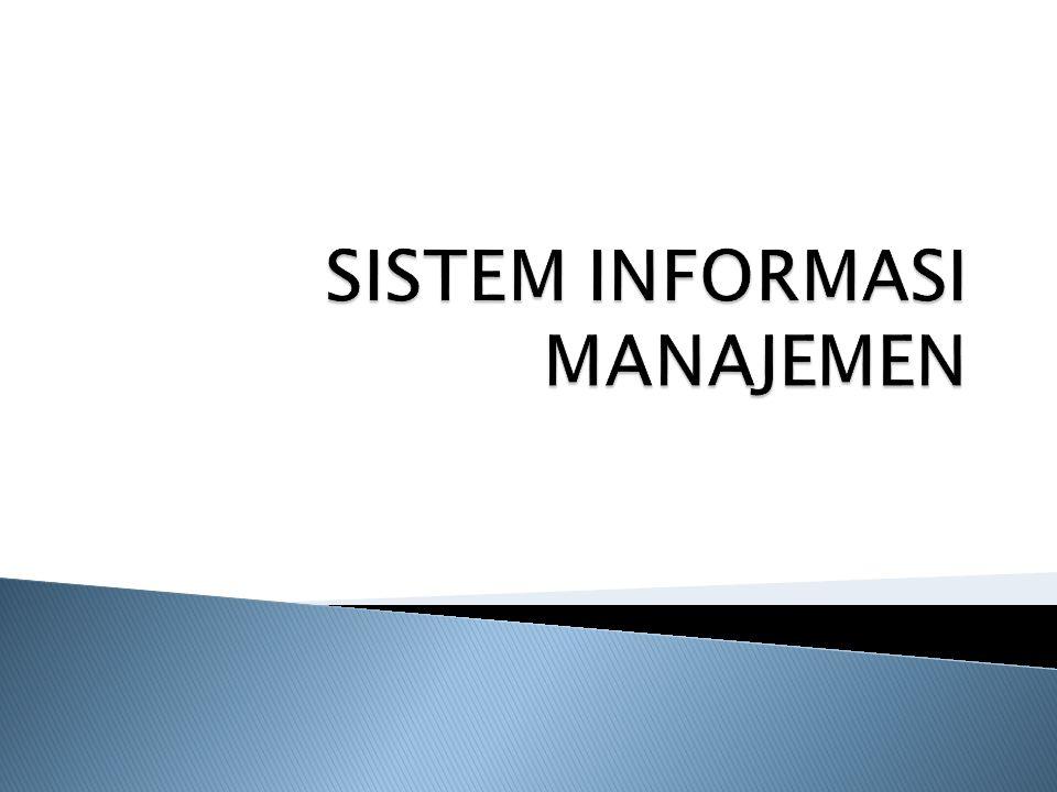 Jenis-Jenis Informasi 1.