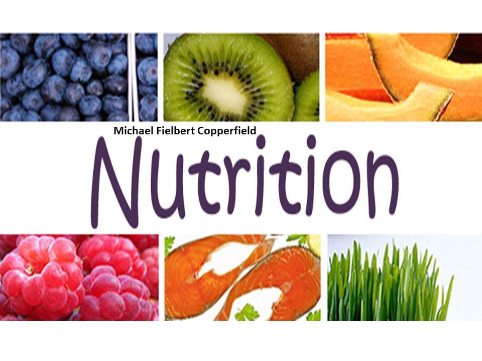 Nutrisi atau gizi adalah substansi organik yang dibutuhkan organisme untuk fungsi normal dari sistem tubuh, pertumbuhan, pemeliharaan kesehatan