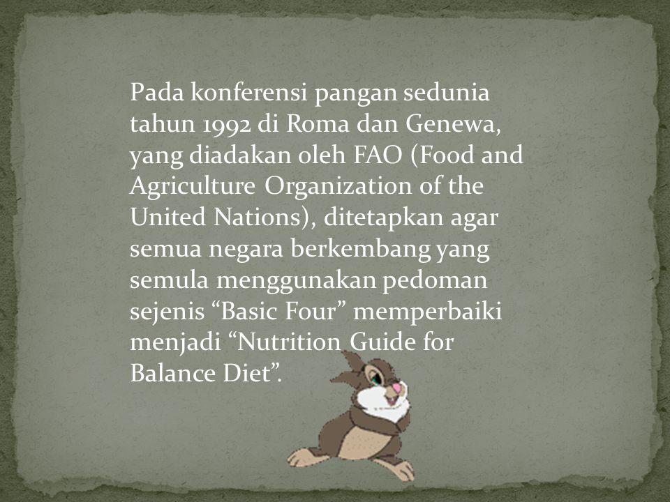 Recommended Daily Allowance RDA adalah suatu kecukupan rata-rata zat gizi setiap hari bagi hampir semua orang menurut golongan umur, jenis kelamin, ukuran tubuh, dan aktifitas