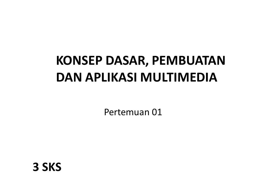 Sistem Multimedia Menurut Marshall (2001), Sistem Multimedia mempunyai 4 karakteristik dasar, yaitu : 1.