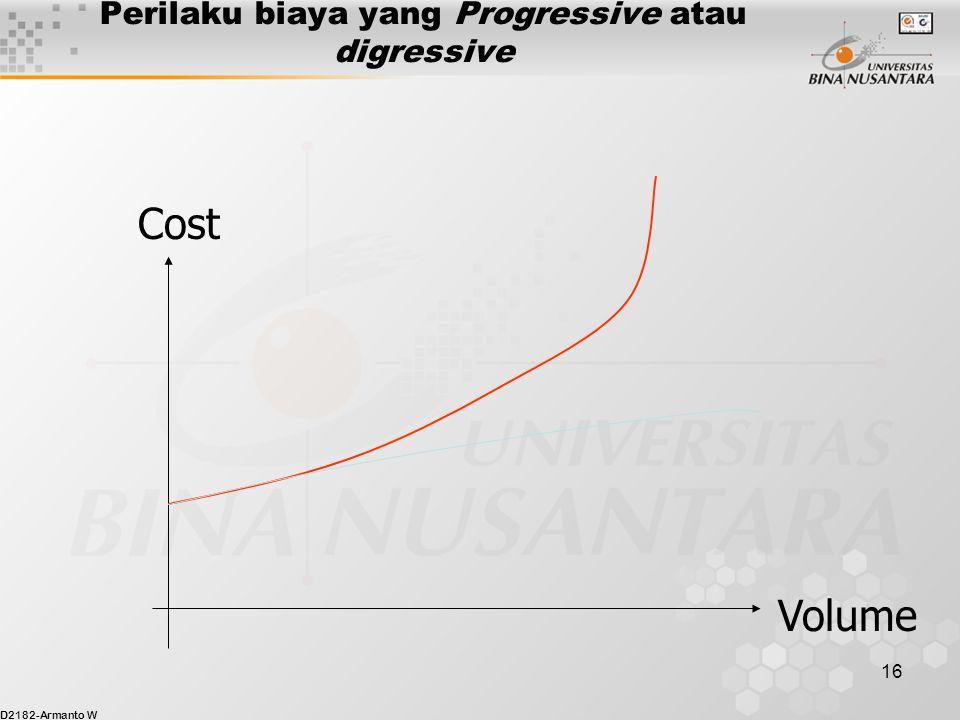 D2182-Armanto W 16 Perilaku biaya yang Progressive atau digressive Volume Cost