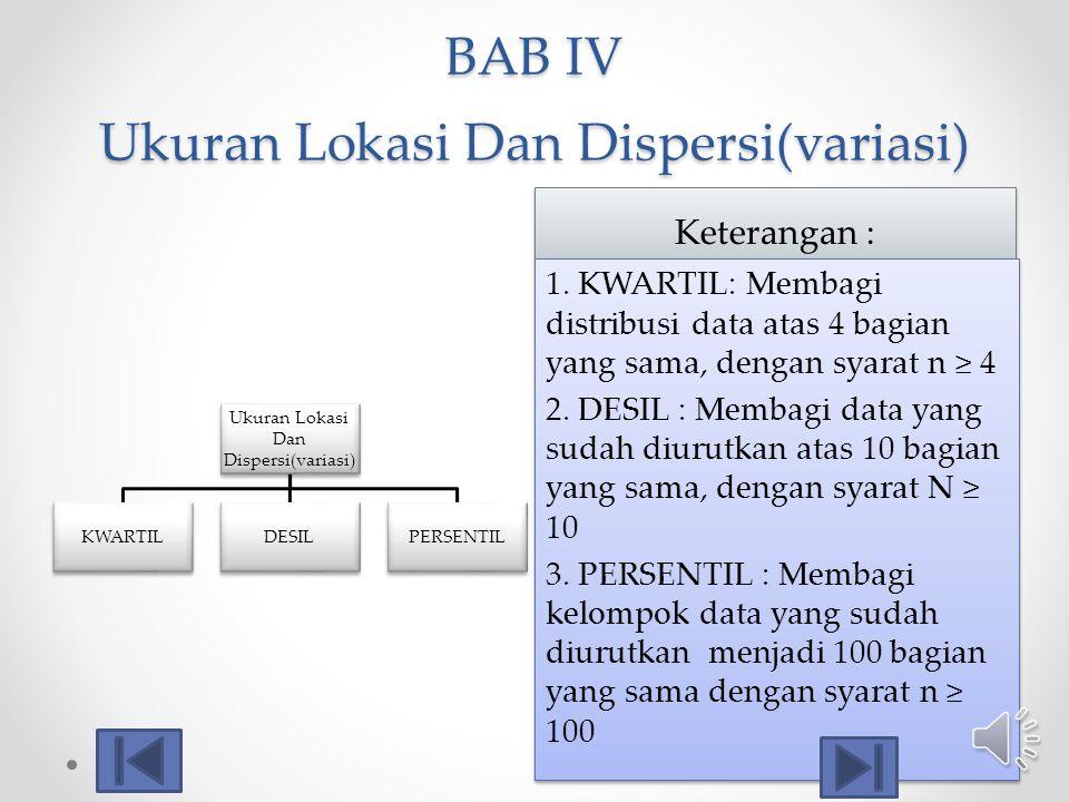 BAB. III Pemusatan Data