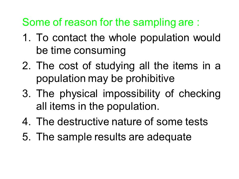 ESTIMATION AND CONFIDENCE INTERVALS Point Estimate → the statistic, computed from sample information, which is used to estimate the population parameter.
