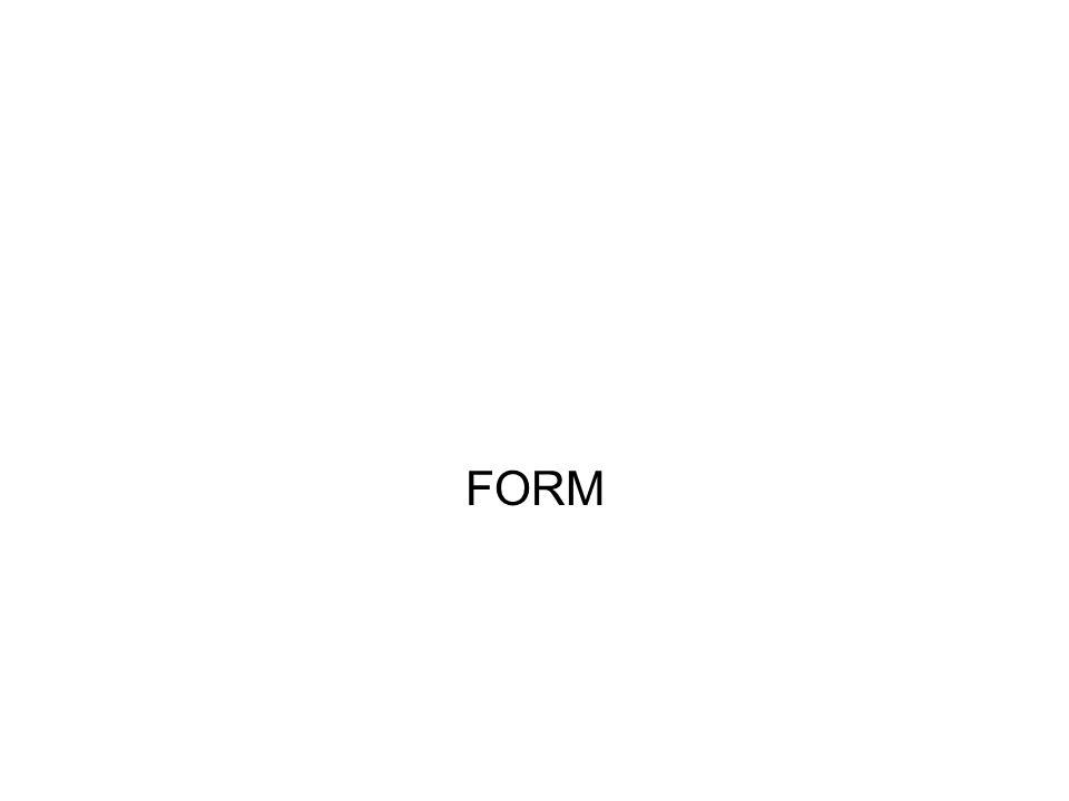 Tujuan Memahami penggunaan elemen-elemen untuk pembuatan form Memahami tag yang digunakan untuk form Mampu mengimplementasikan tag form Mampu menerapkan berbagai macam jenis input, sesuai dengan kebutuhan