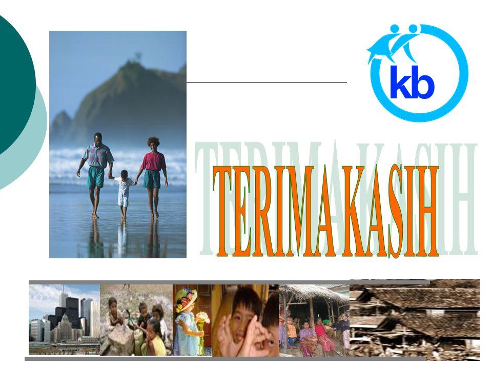 34 UU No. 10/1992 KB : Peningkatan kepedulian dan peranserta masy. Dalam: pendewasaan usia perkawinan, pengaturan kelahiran, pembinaan ketahanan kelua