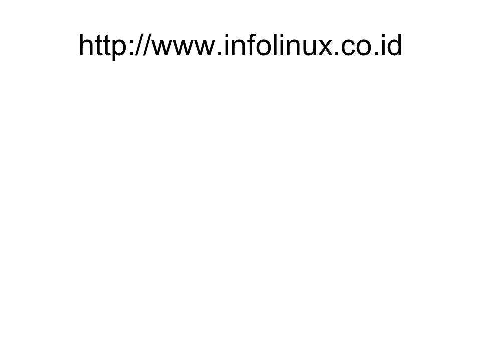 http://www.infolinux.co.id