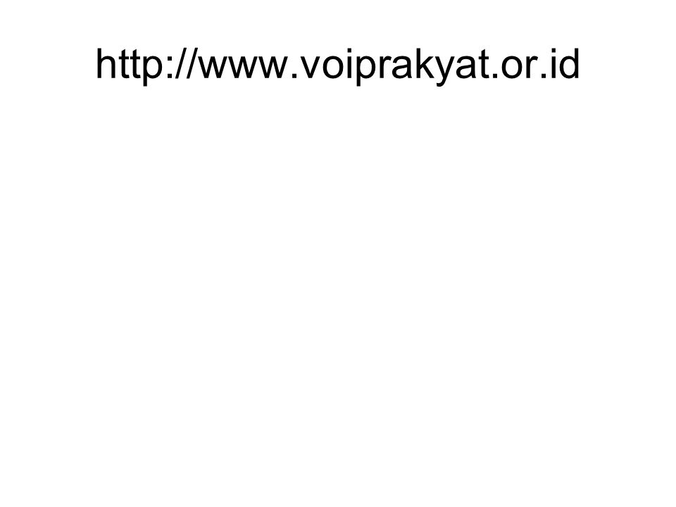 http://www.voiprakyat.or.id