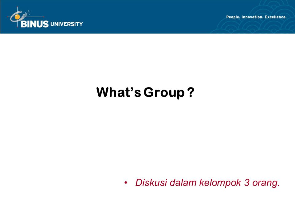 Although the scientific investigations of group work are but a few years old, I don't hesitate to predict that group work – that is, the handling of human beings not as isolated individuals, but in the social setting of groups – will soon be one of the most important theoretical and practical fields….