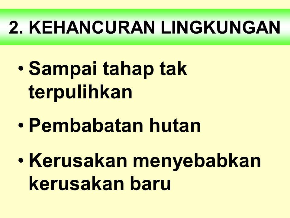 1.KORUPSI Di antara 146 negara: Indonesia no.