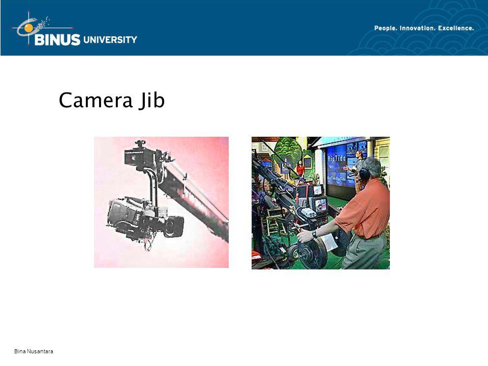 Bina Nusantara Camera tracks