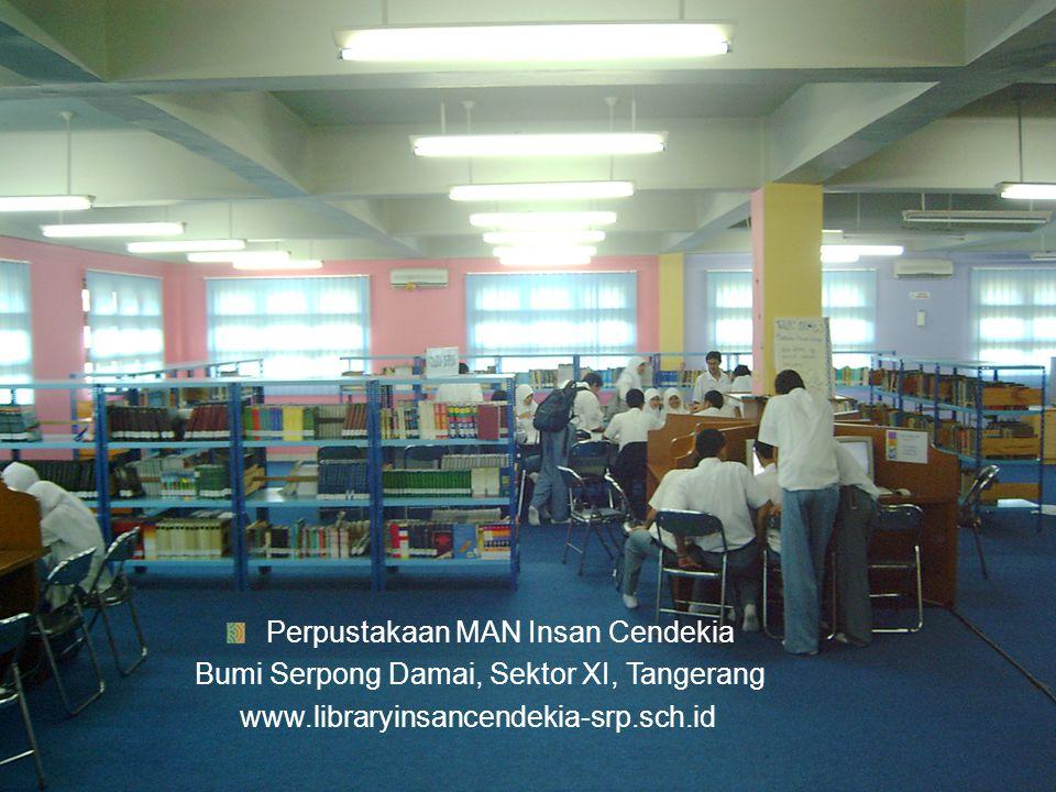 Latar belakang Kebutuhan internal: Visi MAN ICS : Prestasi, unggul, menjadi flagship madrasah di Indonesia Siswa dan guru MAN ICS = Pengguna Potensial (diseleksi dengan standar/qualifikasi ketat).