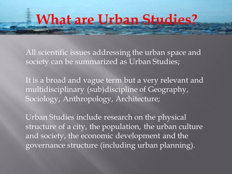 Konteks Global Urbanisasi DINAMIKA SOSIAL Kota sebagai BAROMETER PERUBAHAN SOSIAL
