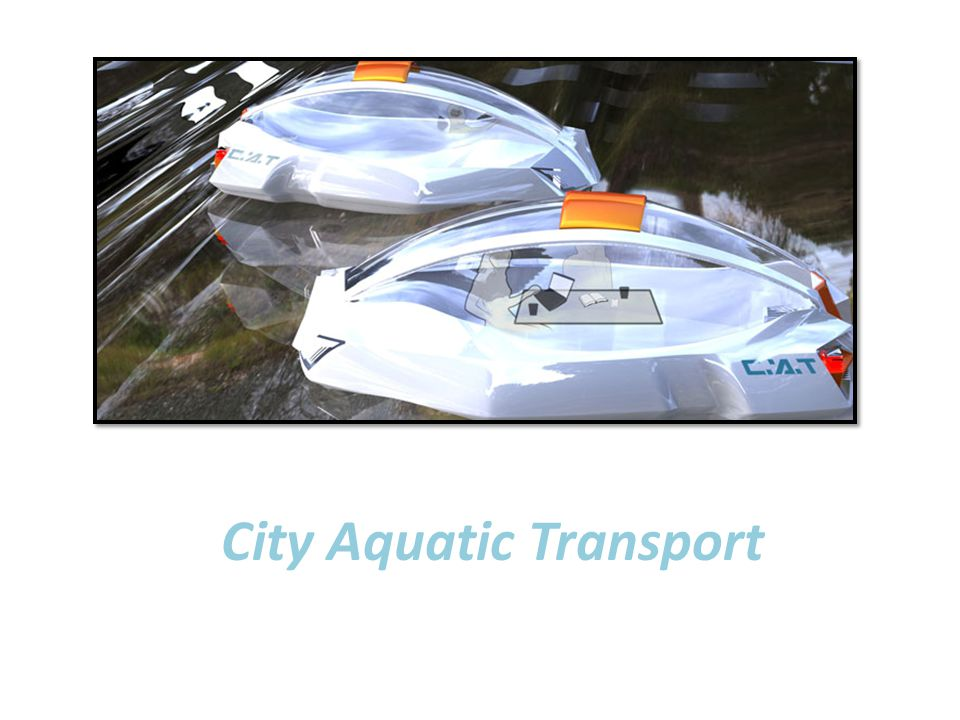 City Aquatic Transport