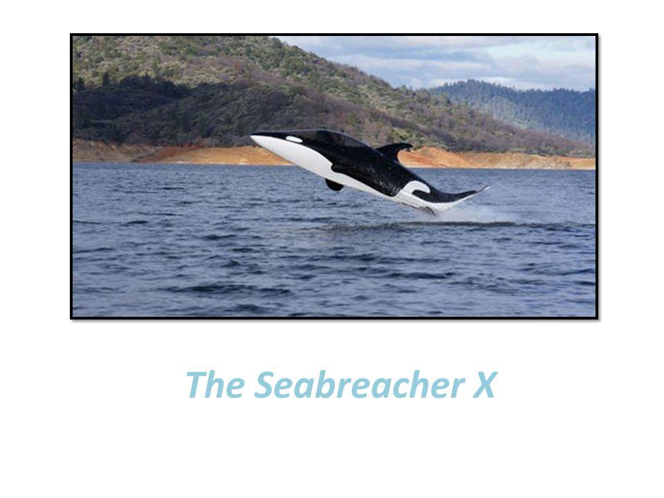 The Seabreacher X