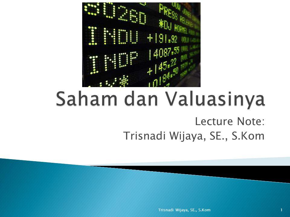 12Trisnadi Wijaya, SE., S.Kom