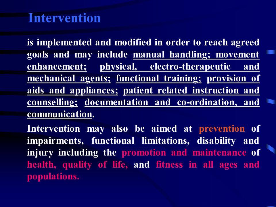 Manual terapy Manual Therapy terapi yang menggunakan tangan, mulai dari pemeriksaan sampai dengan terapi.