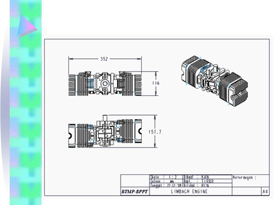 Detail Design Beberapa Komponen