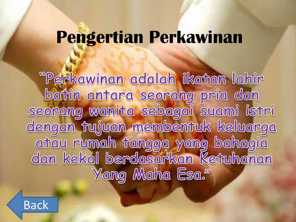 Perkawinan dgn istri ke - 2 (Poligami) : Setiap melakukan perkawinan dengan istri ke- 2, harus terlebih dahulu minta izin kepada pejabat.