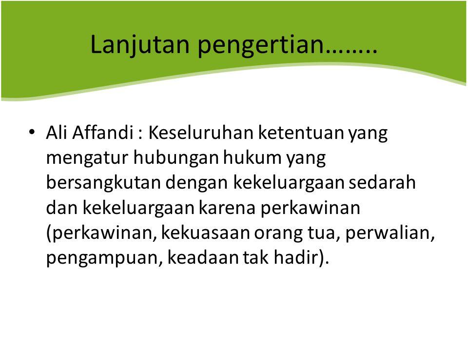 Suami / isteri ybs juga dapat mengajukan pembatalan jika: Perkawinan dilakukan di bawah ancaman yang melanggar hukum.