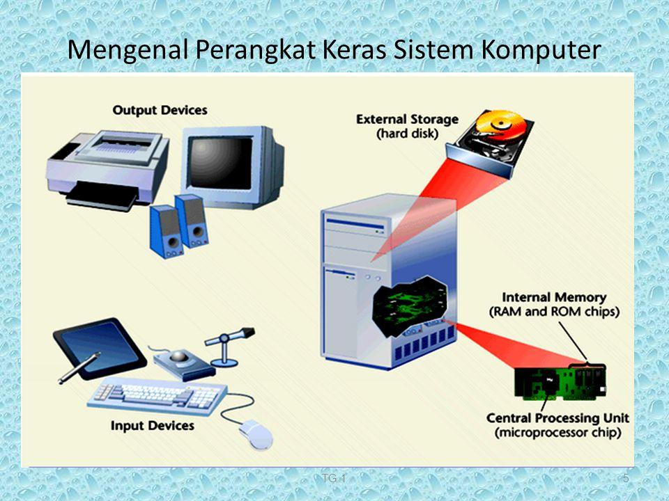 TG 15 Mengenal Perangkat Keras Sistem Komputer