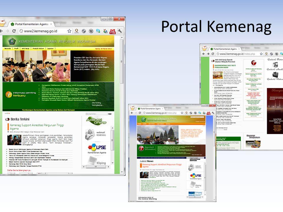 Portal Kemenag