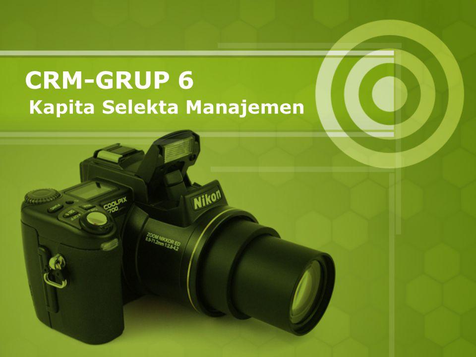 CRM-GRUP 6 Kapita Selekta Manajemen