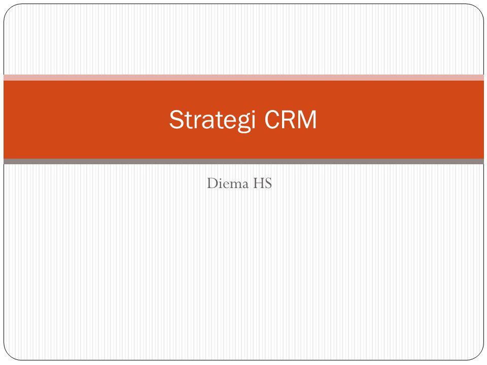 Diema HS Strategi CRM